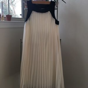 Beautiful pleated dress